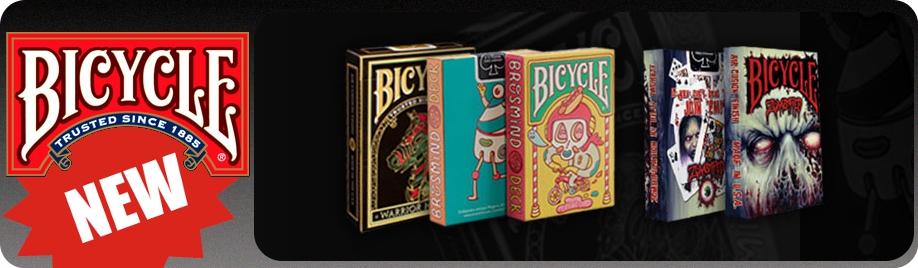 Buy New Bicycle Playing Cards