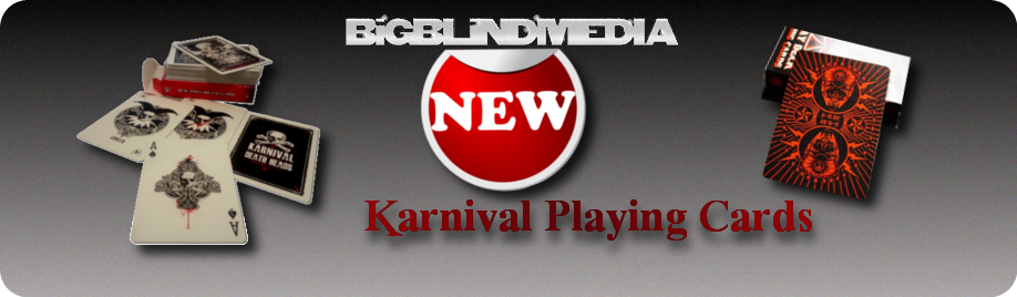 Buy Karnival Playing Cards Big Blind Media
