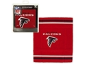 Atlanta Falcons Red and Black Microfiber Eyeglass Cleaning Cloth