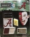 NCAA Fan Game Makeup Kit University of Alabama