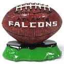 Pets First Atlanta Falcons FOOTBALL Fish Tank Ornament Aquarium Decoration NFL