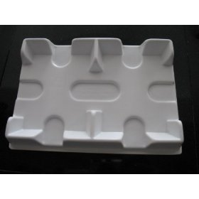 New 2 Deck Bicycle WHITE Plastic Playing Card Tray New 2 Deck Bicycle WHITE Plastic Playing Card Tray