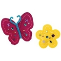 Butterfly and Flower Learn How to Sew Kit