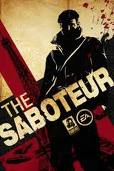 The Saboteur The Saboteur PC WWII Spy Game Works With VistaXP&7 nazis french assains weapons