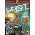 The History Channel Lost Worlds Hidden Object Game The History Channel Lost Worlds Hidden Object Game PC Computer Game Games