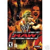 WWE Raw WWE Raw (New PC Games) Wrestling WWF XP Bone Shattering Computer Game