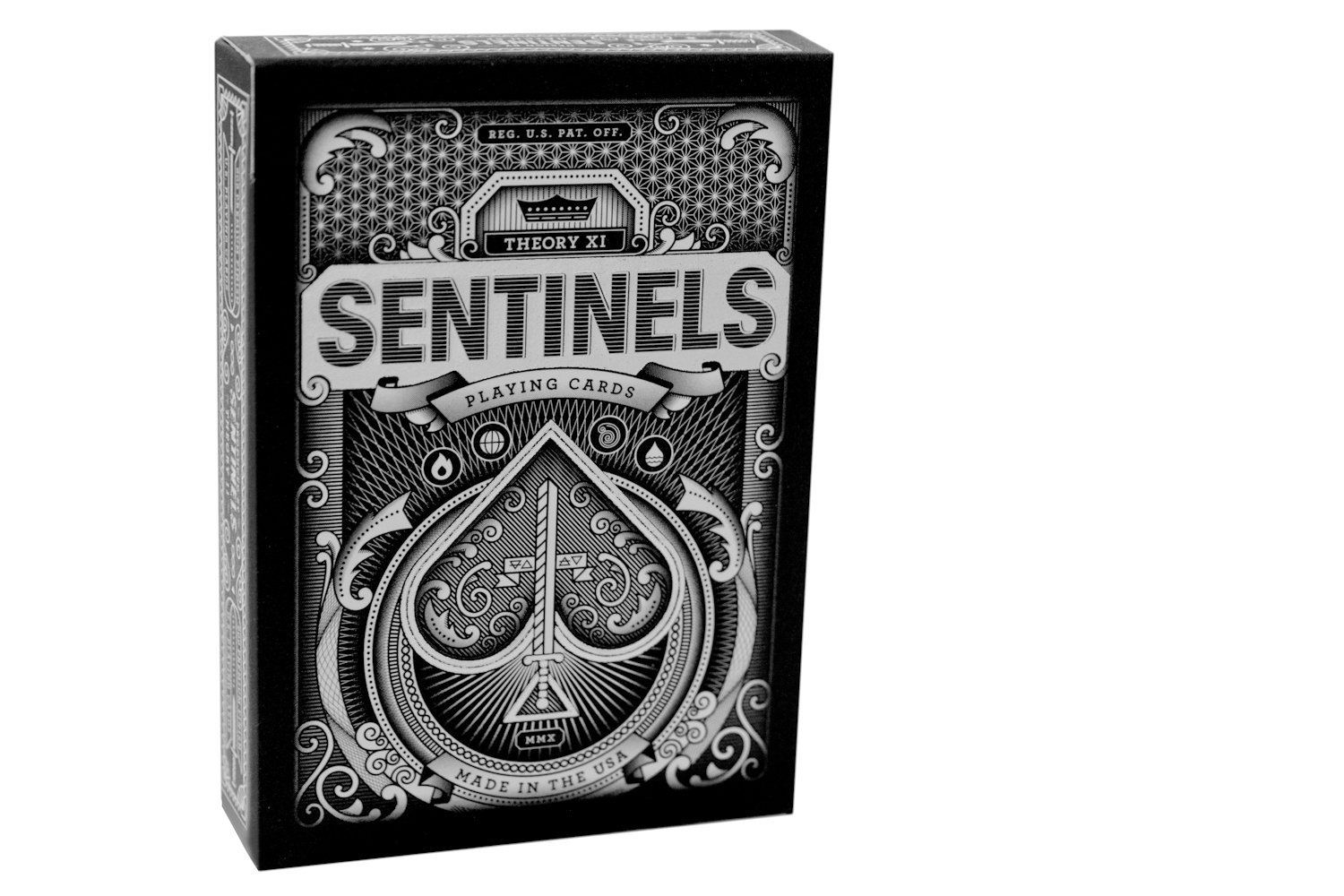 Theory 11 Sentinels Deck