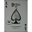 Bicycle Tragic Royalty Glowing Playing Cards -