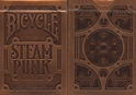 Bicycle Steampunk Playing Cards Embossed Box Theory11 Version theory 11 playing cards, collectible cards, magic cards, theory11