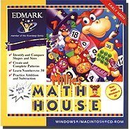 Millies Math House Game Works with XP,Vist,& 7 Millies Math House Game Works with XP,Vist,& 7