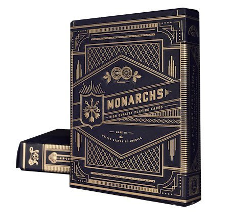 Monarch Playing Cards by Theory 11 quality theory 11 playing cards, theory11 for sale