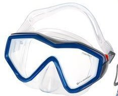 Adult Sport Series Blue AnaCapa Goggles Mask