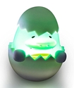 MOBI TykeLight Eggies Playful Bath Time Waterproof LED Light Toys (Dino)