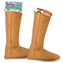 DCI Christmas Winter Boot Stocking