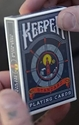 Keepers Deck (Blue) by Ellusionist
