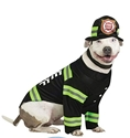 Party Pooch Fire Chief Pet Costume for Medium Sized Dog