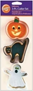 Bulk Buy: Wilton Cookie Cutters 3/Pkg Halloween W1265 (3-Pack)