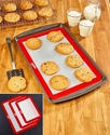 Set of 3 Mrs. Fields Silicone Baking Mats