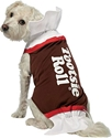 Tootsie Roll Dog Costume -Small