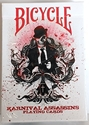 Bicycle Karnival Assassins Red Deck Bicycle Playing Cards