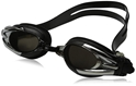 Titan Goggle with Mirror Lens, Black Frame