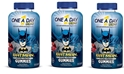 One A Day Kids Batman Multivitamin Gummies, 180 Count(Pack of 3) Total 540