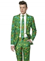 Suitmeister Christmas Suits - Includes Jacket, Pants & Tie