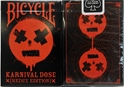 Bicycle Karnival Dose Redux Red Deck Playing Cards