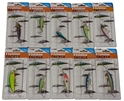 Lot 10 Fishing Lures Floating Tackle