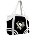 Pittsburgh Penguins Canvas Tote