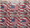 Rare Lot 6 Bicycle Red, White & Blue Deck Series 1