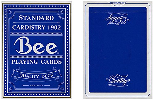 MMS Quality Bee USPCC Trick, Blue