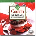 Cookn Lite & Healthy: Delicious Recipes the Healthy Way