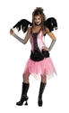 Graveyard Fairy Adult Costume by Disguise size 12-14