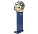 "NFL Authentic Collectible Giant 12"" PEZ Roll Dipenser with Candy & Sound Effects Detroit Lions"