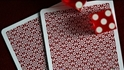 Madison Dealers Red Luxury Playing Cards