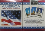 America the Beautiful 2010 Version Playing Cards