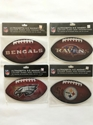 NFL Licensed BPA Free Sandwich Lunch Chicago Bears, KC Chiefs, Seattle Seahawks