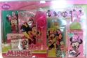 Disneys Minnie Mouse 80 Piece Stationery Set Super Pack