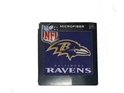 Baltimore Ravens Purple and Black Microfiber Cleaning Cloth, Joe Flacco