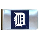 MLB Detroit Tigers Steel Money Clip