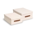 Neu Home Small Canvas Storage Box