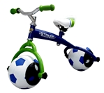 BLUE Striker Balance Bike