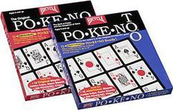 Lot 2 Pokeno & Po-Ke-No Too 24 BOARDS RED & BLUE BOX Lot 2 Pokeno & Po-Ke-No Too 24 BOARDS RED & BLUE BOX Bicycle