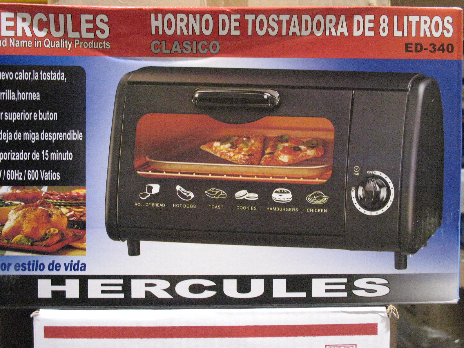 Hercules Toaster Oven Black Hercules Toaster Oven toast small dorm room college office