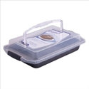 Entenmanns Baking Pan with Carrying Case
