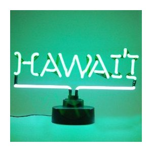 Hawaii Pacific University Neon Sign small