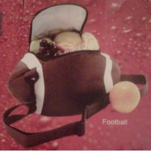 Football Shaped Cooler