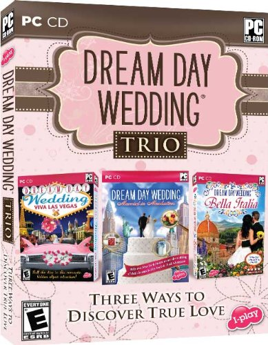 Dream Day Wedding Trio 3 Dream Day Wedding Trio Las Vegas Bella Hidden Object