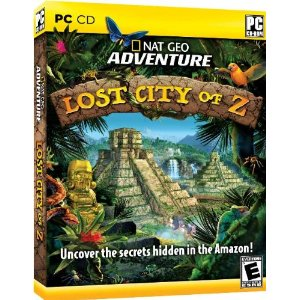 National Geographic Lost City of Z Hidden Object Game National Geographic Lost City of Z Hidden Object Game